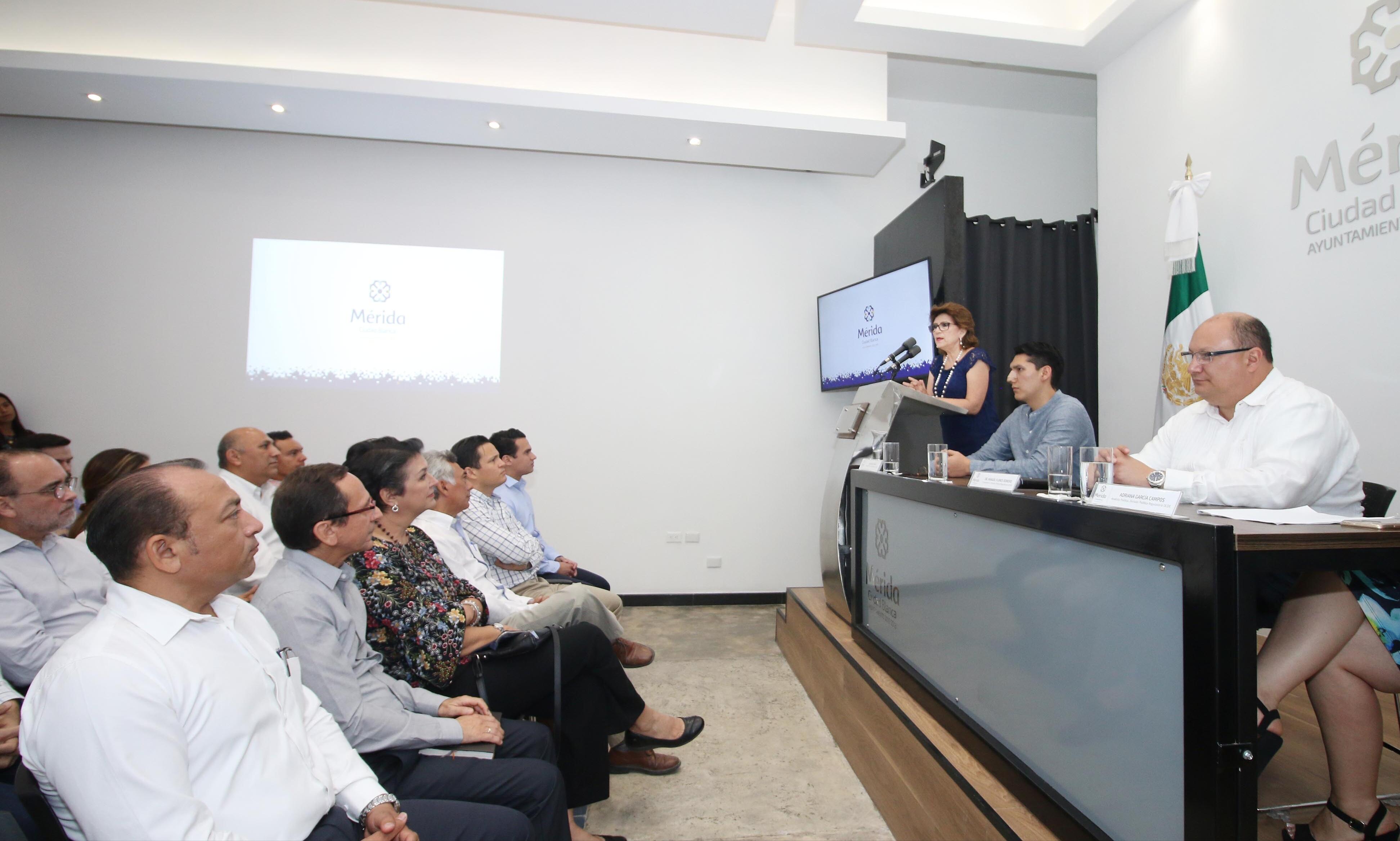 """Mérida, en vías de ser la """"campeona"""" en mejora regulatoria"""