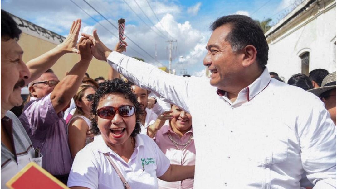 Una Mérida con más oportunidades para sus habitantes: Víctor Caballero Durán