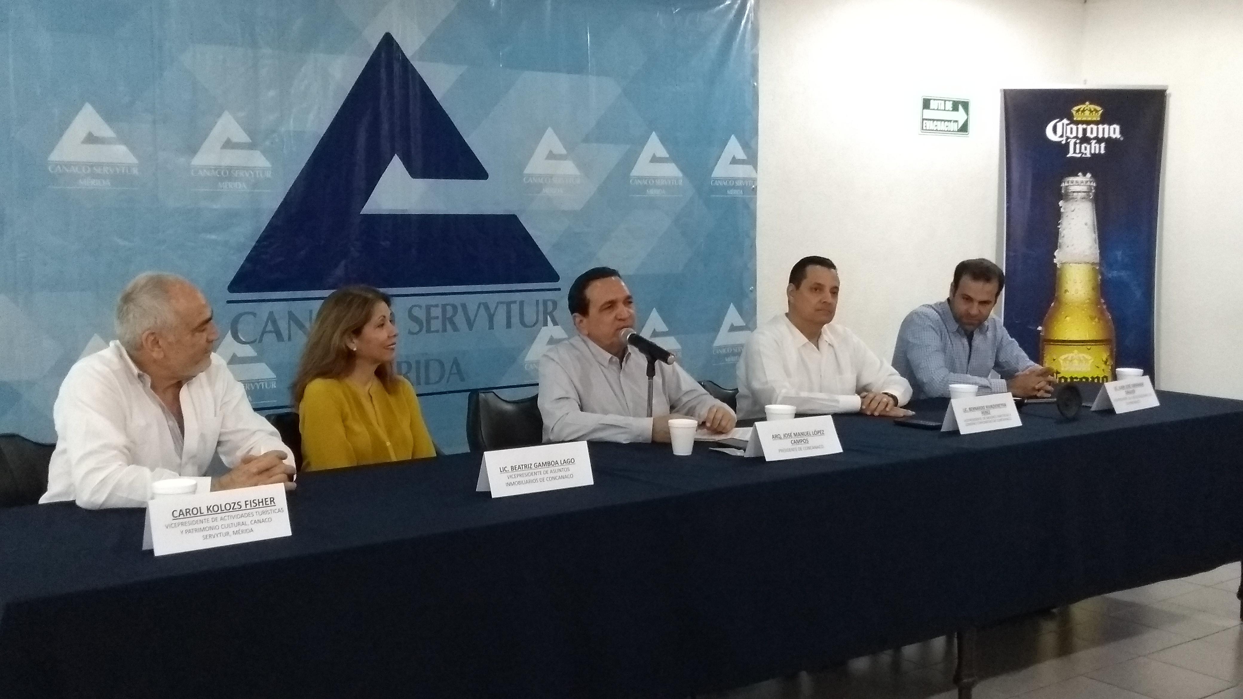 Concanaco no percibe zozobra en la economía por proceso electoral