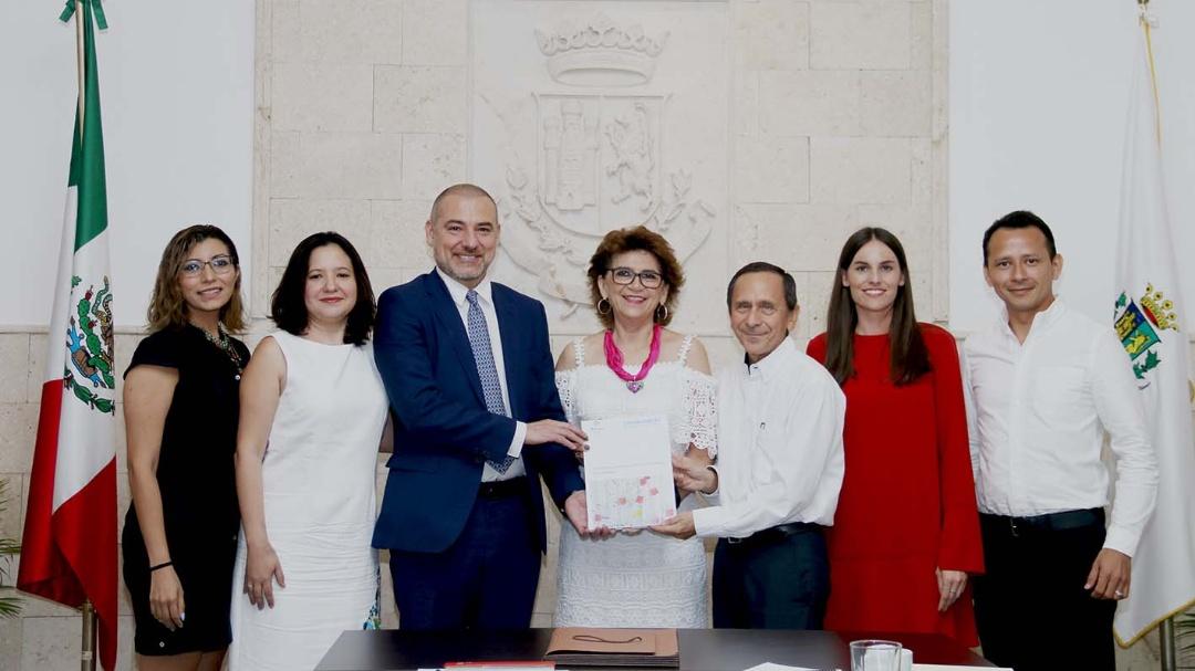 Mérida cuenta con Guía de Proyectos Estratégicos avalada por ONU-Hábitat