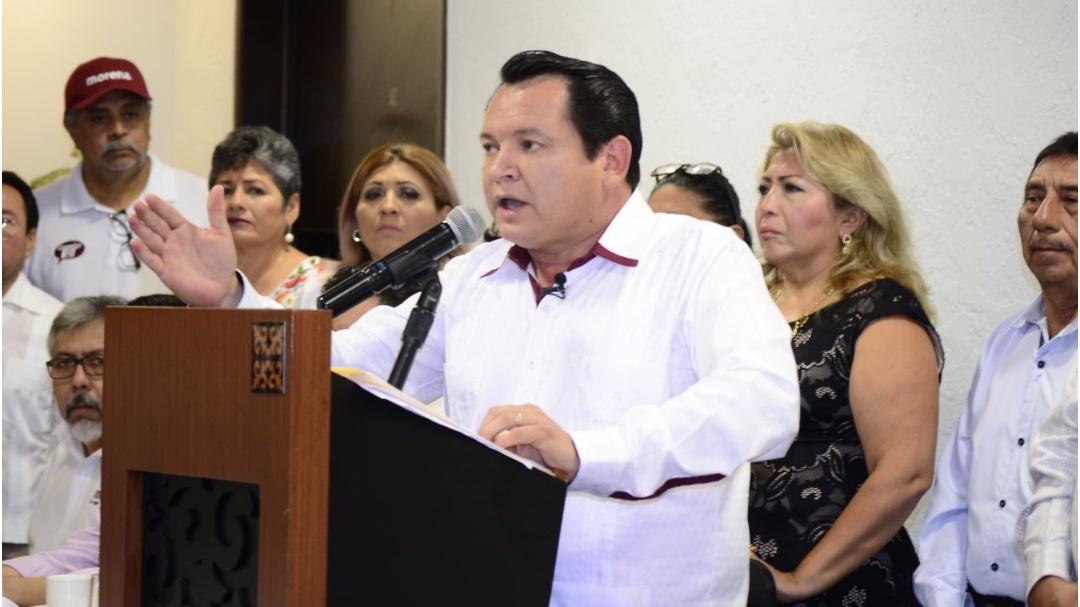 Ex panistas en primera línea en listas de Morena-Yucatán