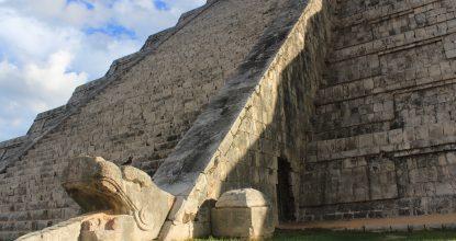 Equinoccio Castillo de Chichén Itzá
