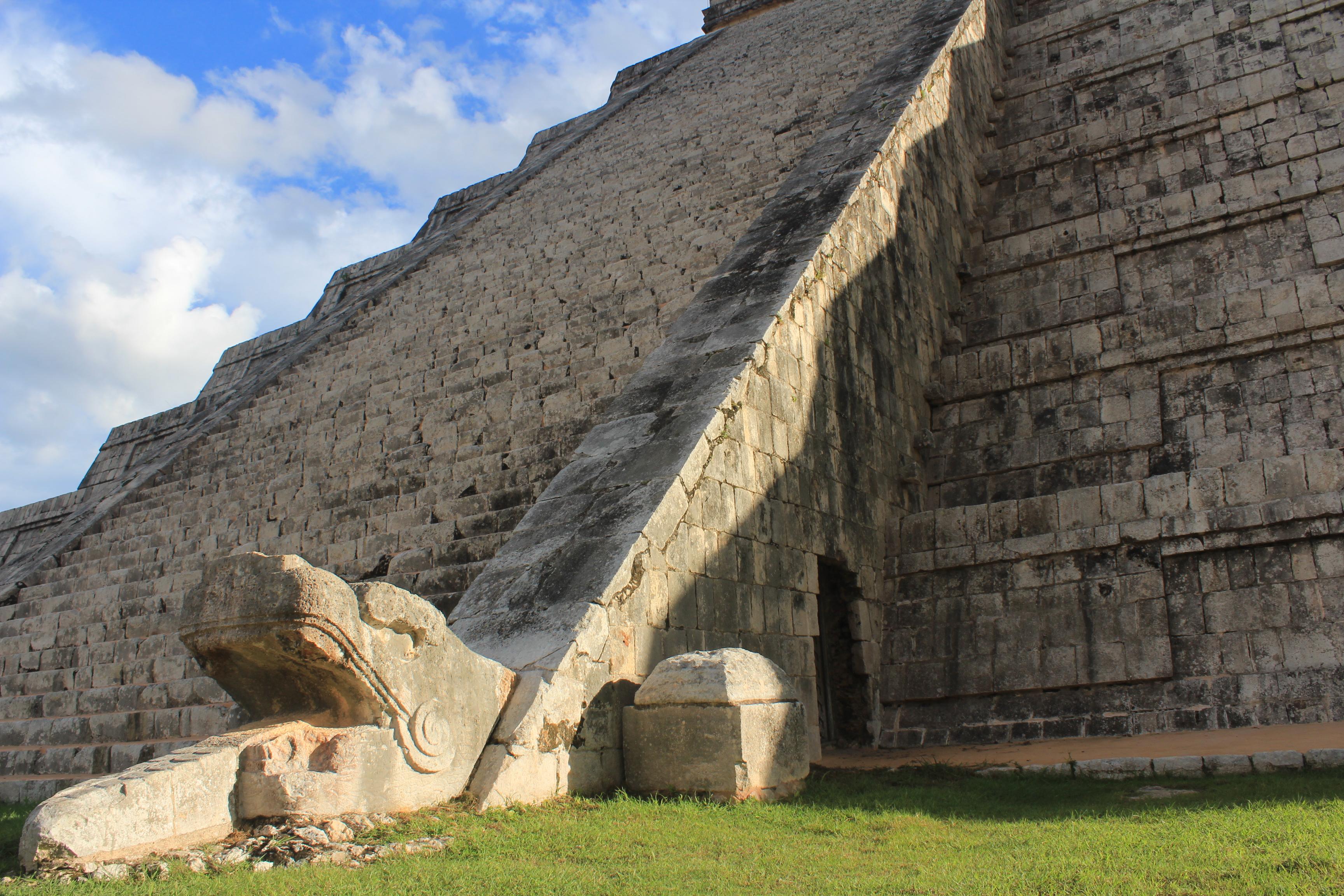 Si vas a Chichén Itzá por el <i>equinoccio</i>, piénsalo 2 veces: pronostican nublados