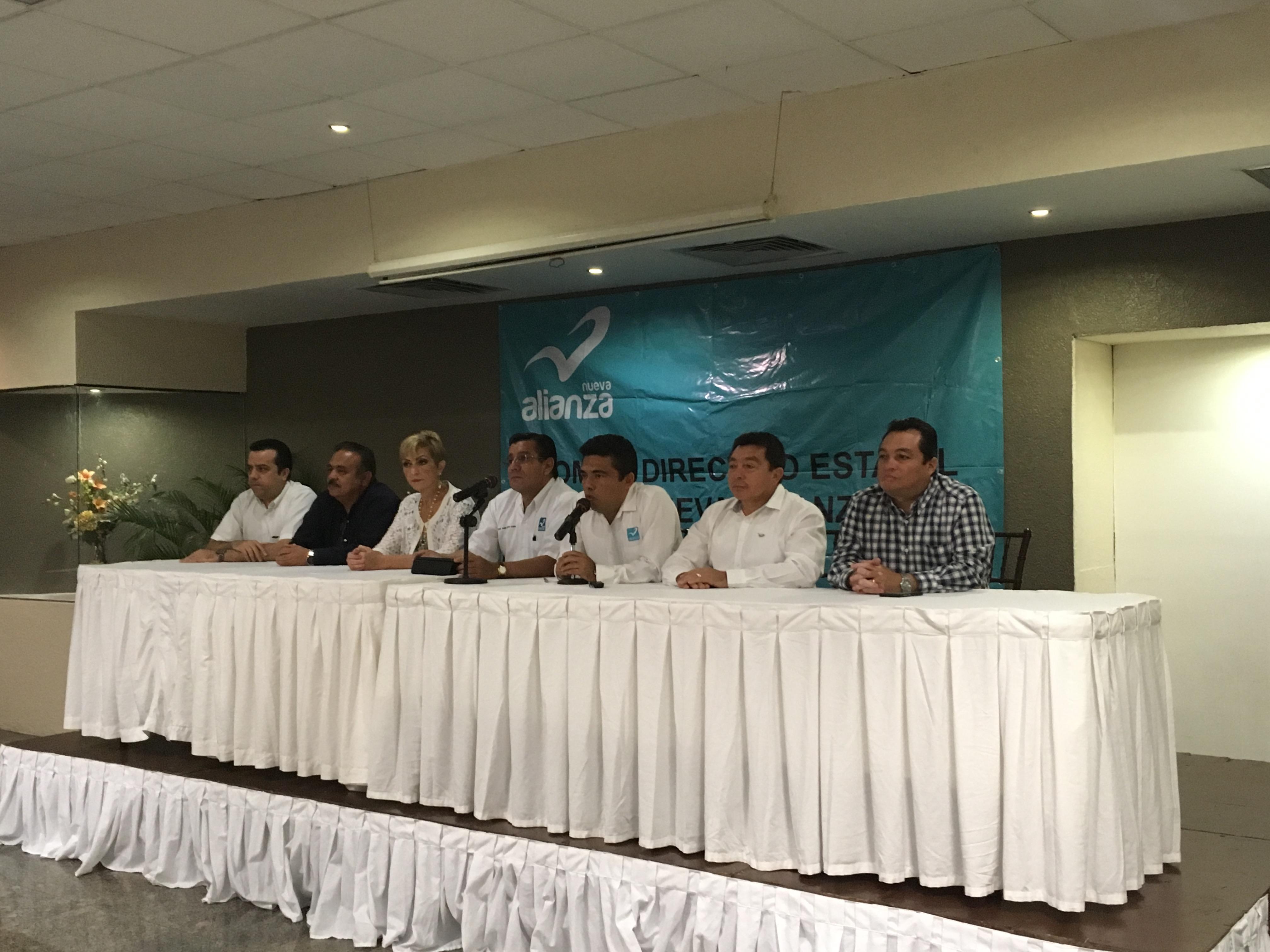 Cuota al PANAL: se queda con dos distritos federales en Yucatán