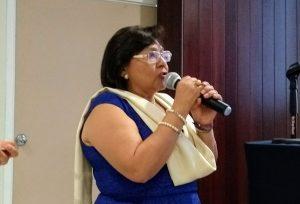 Leticia Paredes, titular de Equidad de Género de la Uady.