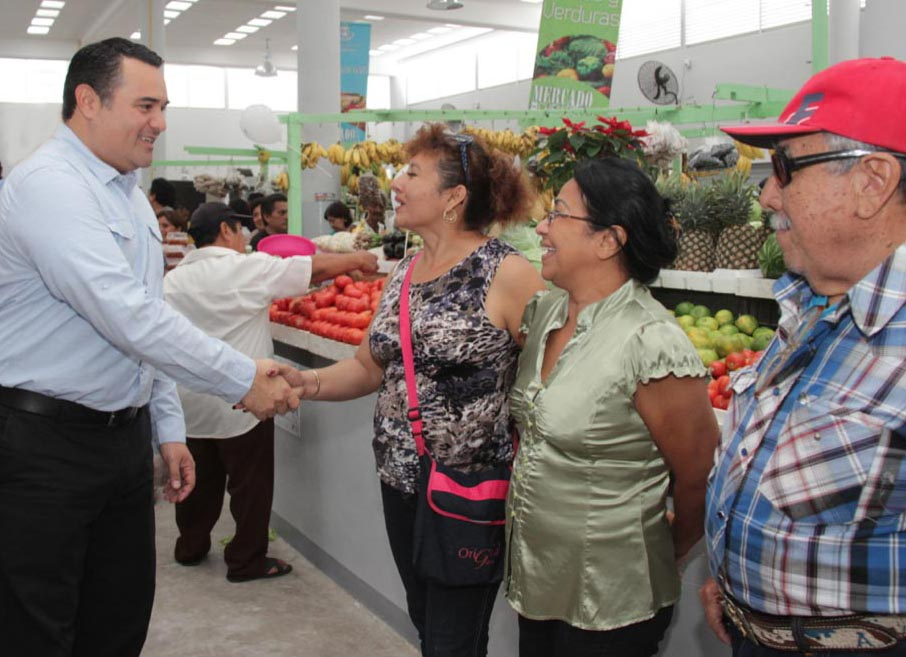 Proyectos viables que generen confianza y beneficio para todos, Renán Barrera