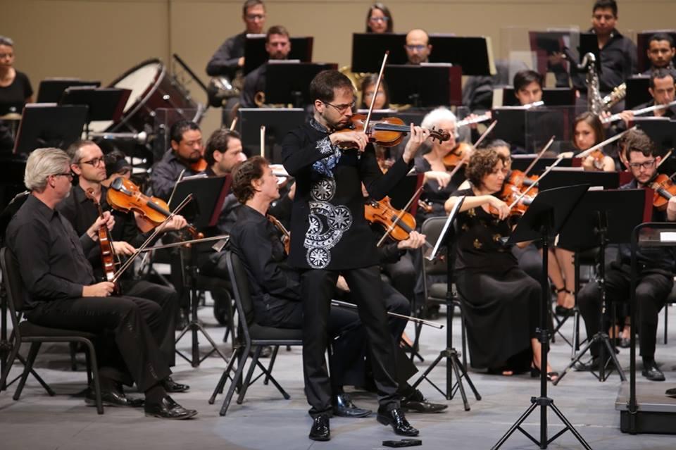 Mensaje musical de OSY en constructiva vecindad México-EU