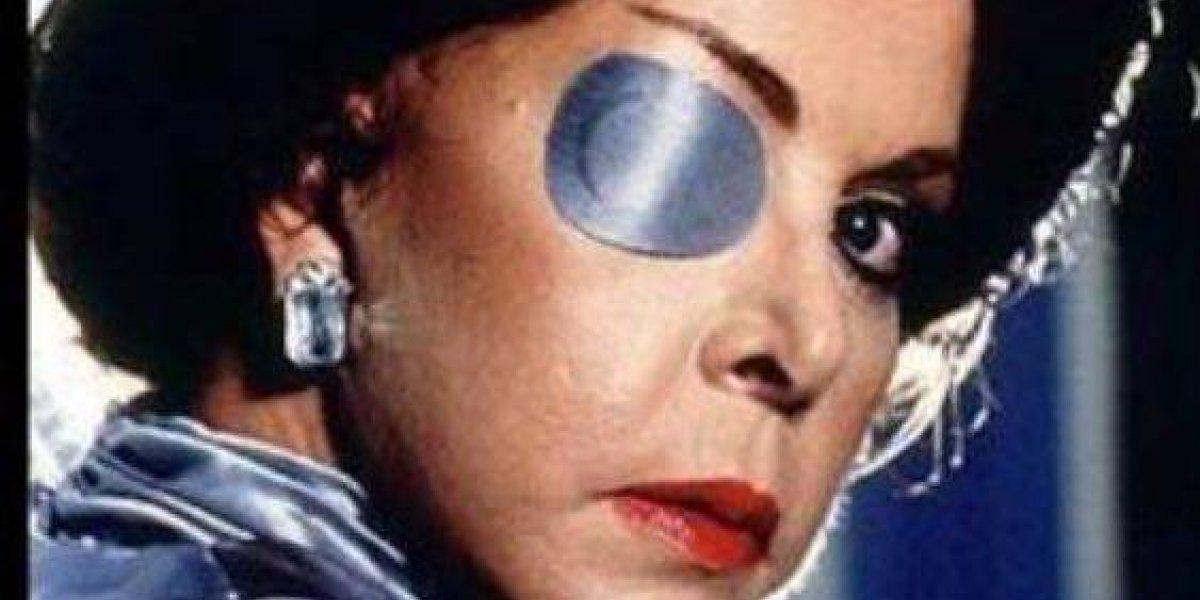 Muere actríz María Rubio, conocida por su papel como Catalina Creel