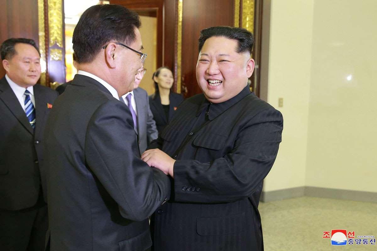 Las dos Coreas se reunirán en una cumbre histórica