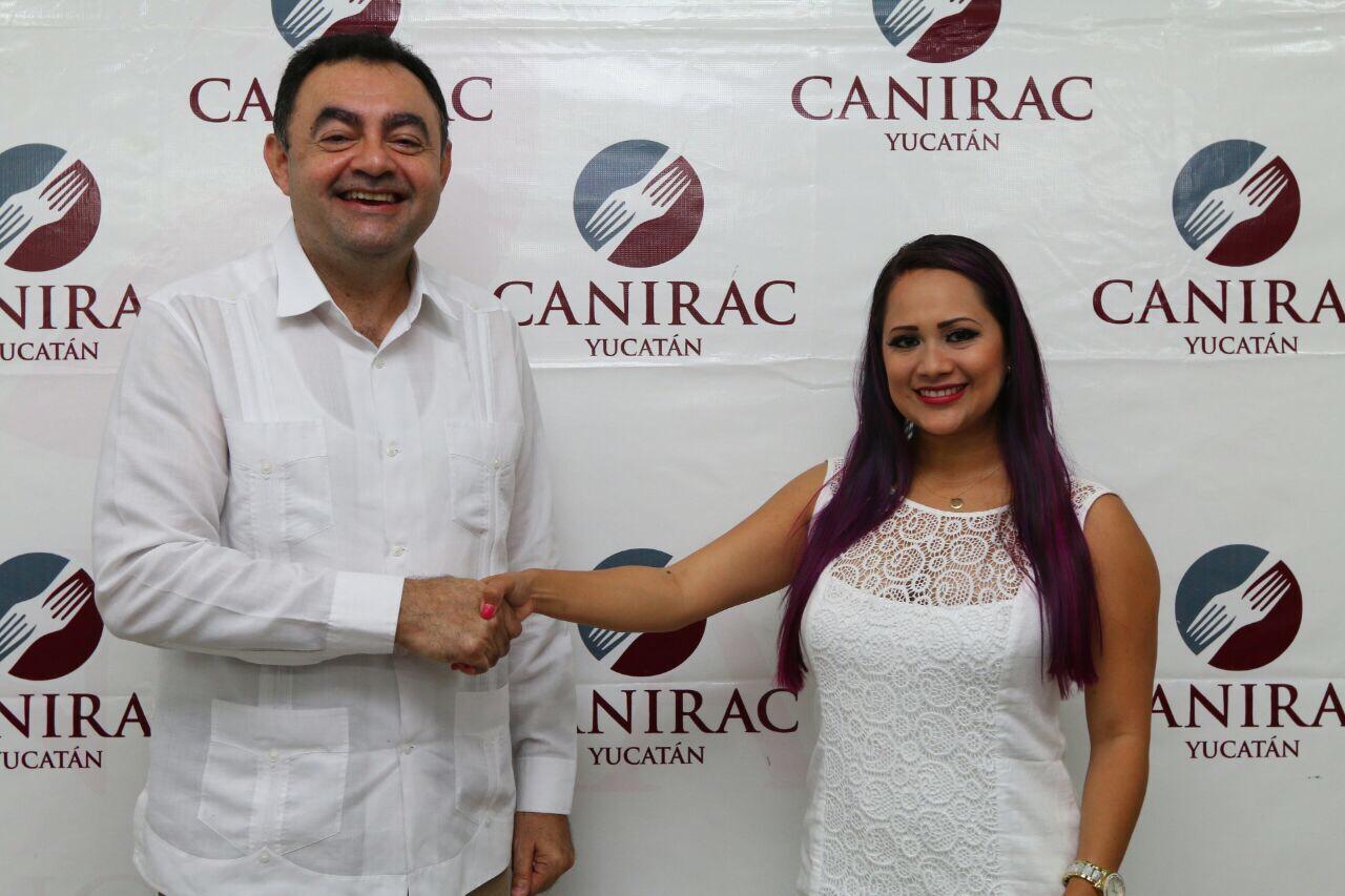 Rompen dominio varonil en Cámara de Restaurantes en Yucatán