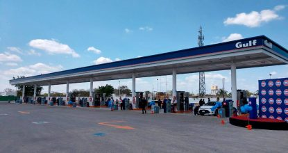 Las 2 primeras estaciones de servicio (gasolineras) de una marca extranjera abrieron en Mérida. Se trata de Gulf, una firma estadounidense. (Facebook/Gulf México)