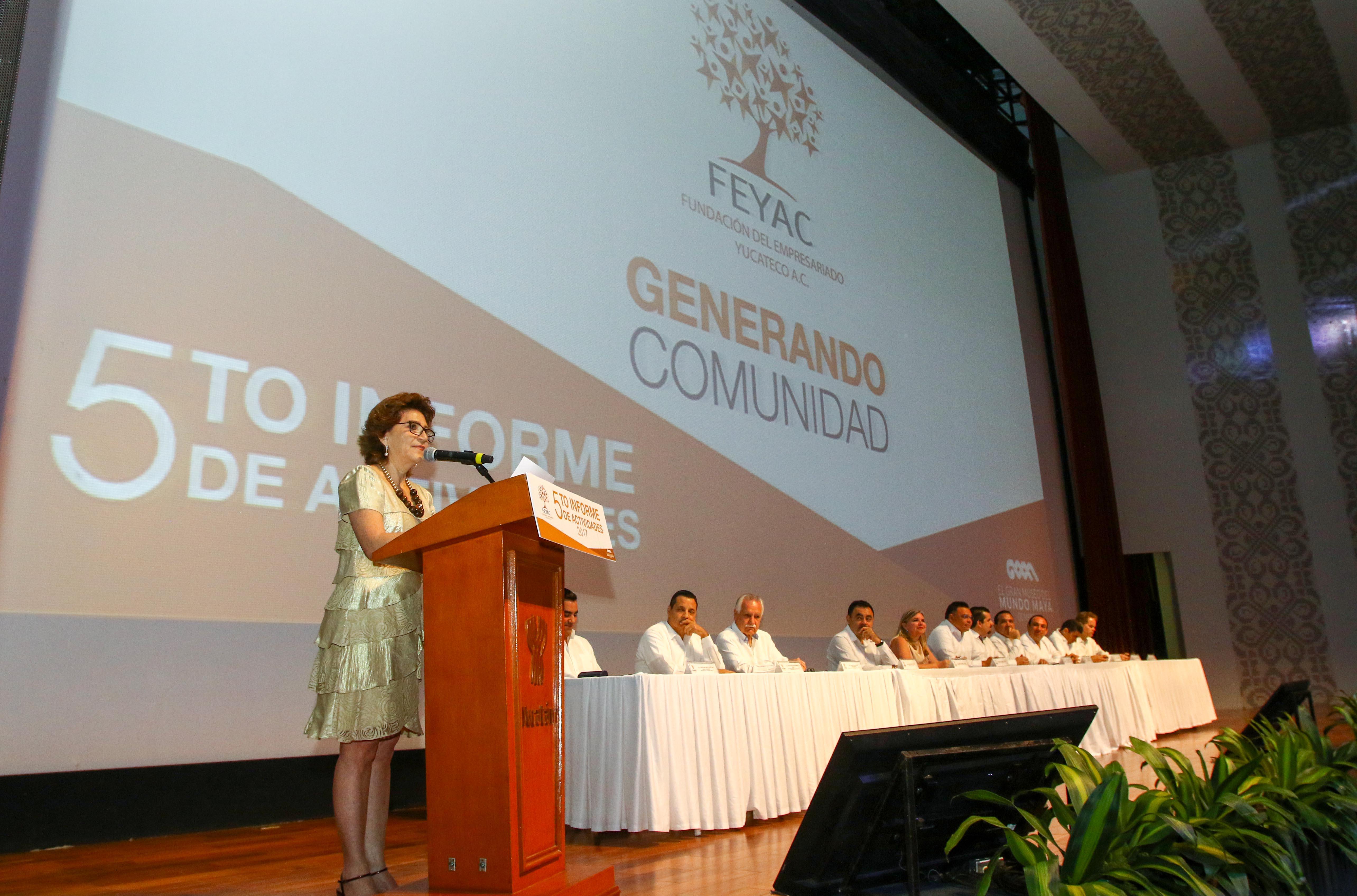 Ayuntamiento refrenda apoyo a Fundación del Empresariado Yucateco