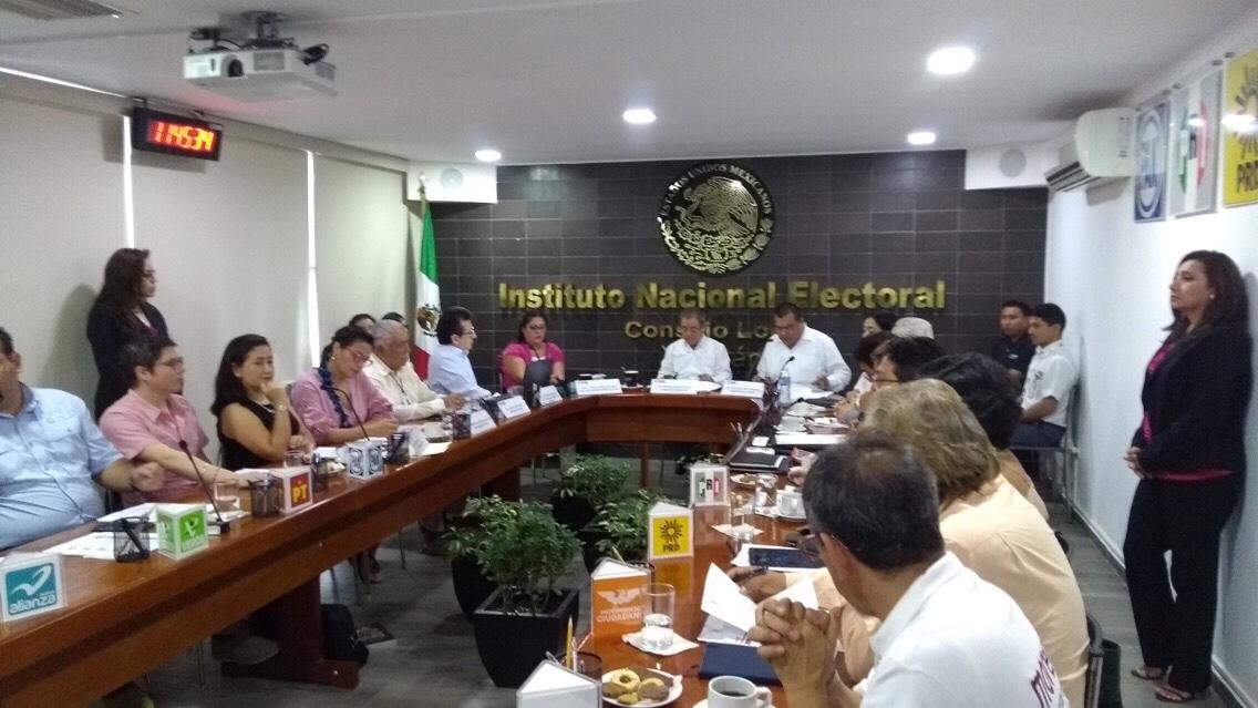 Masiva asistencia de yucatecos a las urnas, prevé INE
