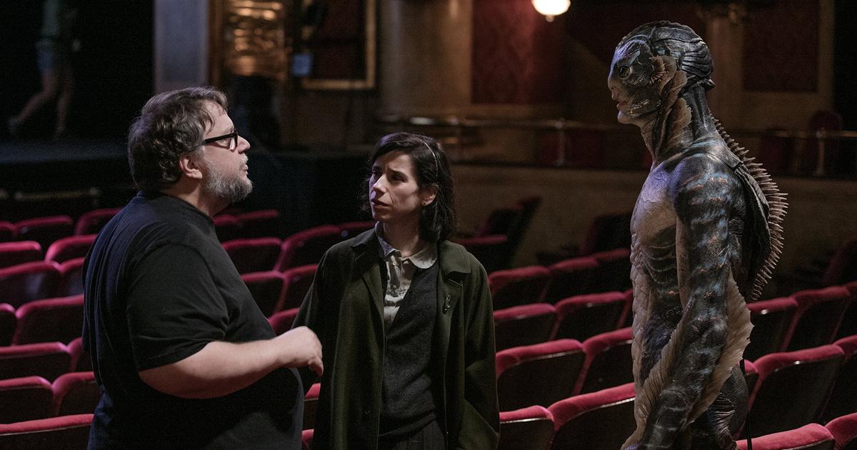 Guillermo del Toro triunfa como Mejor Director