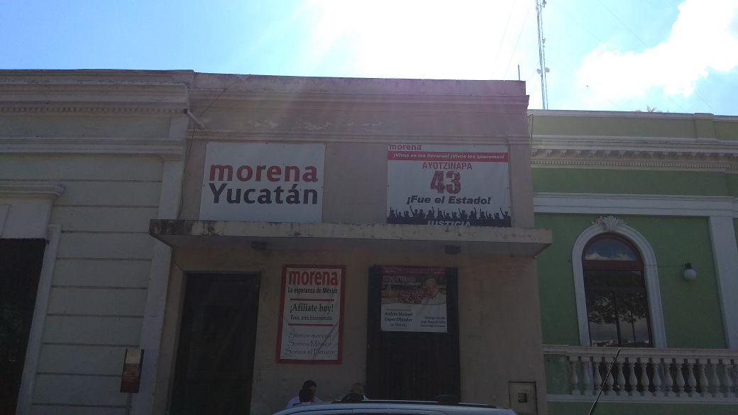 Así está conformada la lista de candidatos de Morena en Yucatán