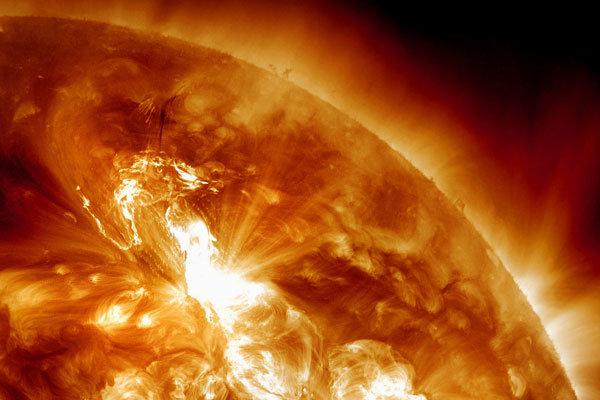 Tormenta solar golpeará la Tierra en marzo