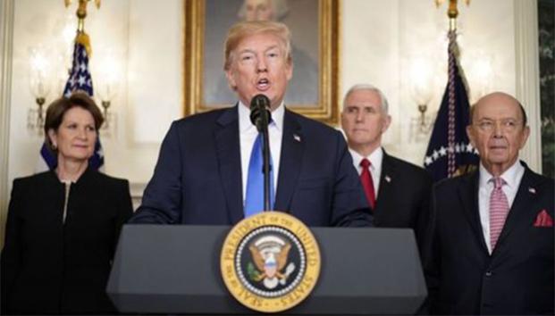 Trump pone aranceles millonarios a China