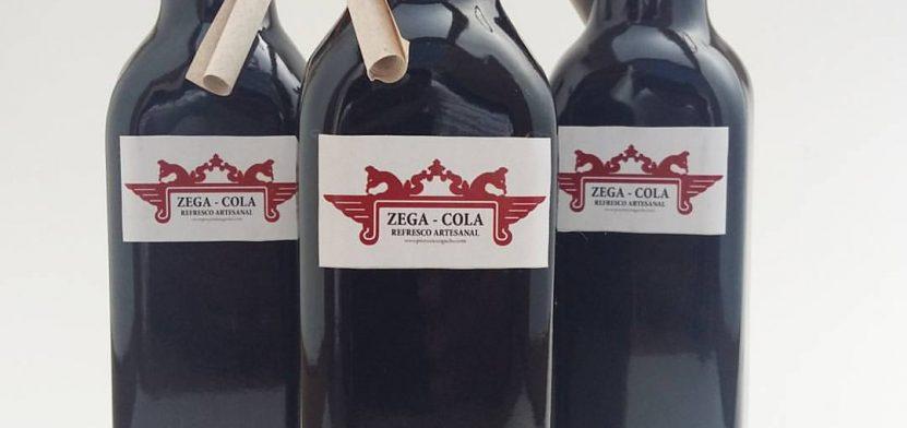 """Zegacola es un refresco 100 por ciento oaxaqueño que se creó para """"competir"""" con la Coca Cola. (Foto: facebook.com/zegache/)"""