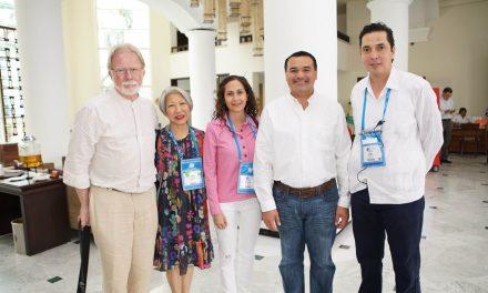 Más áreas verdes para mejorar la calidad de vida: Renán Barrera