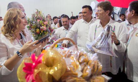 Yucatán cautiva en el Tianguis Turístico de Mazatlán