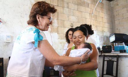"""Valoran aceptación del Control Prenatal del programa """"Médico a Domicilio"""""""
