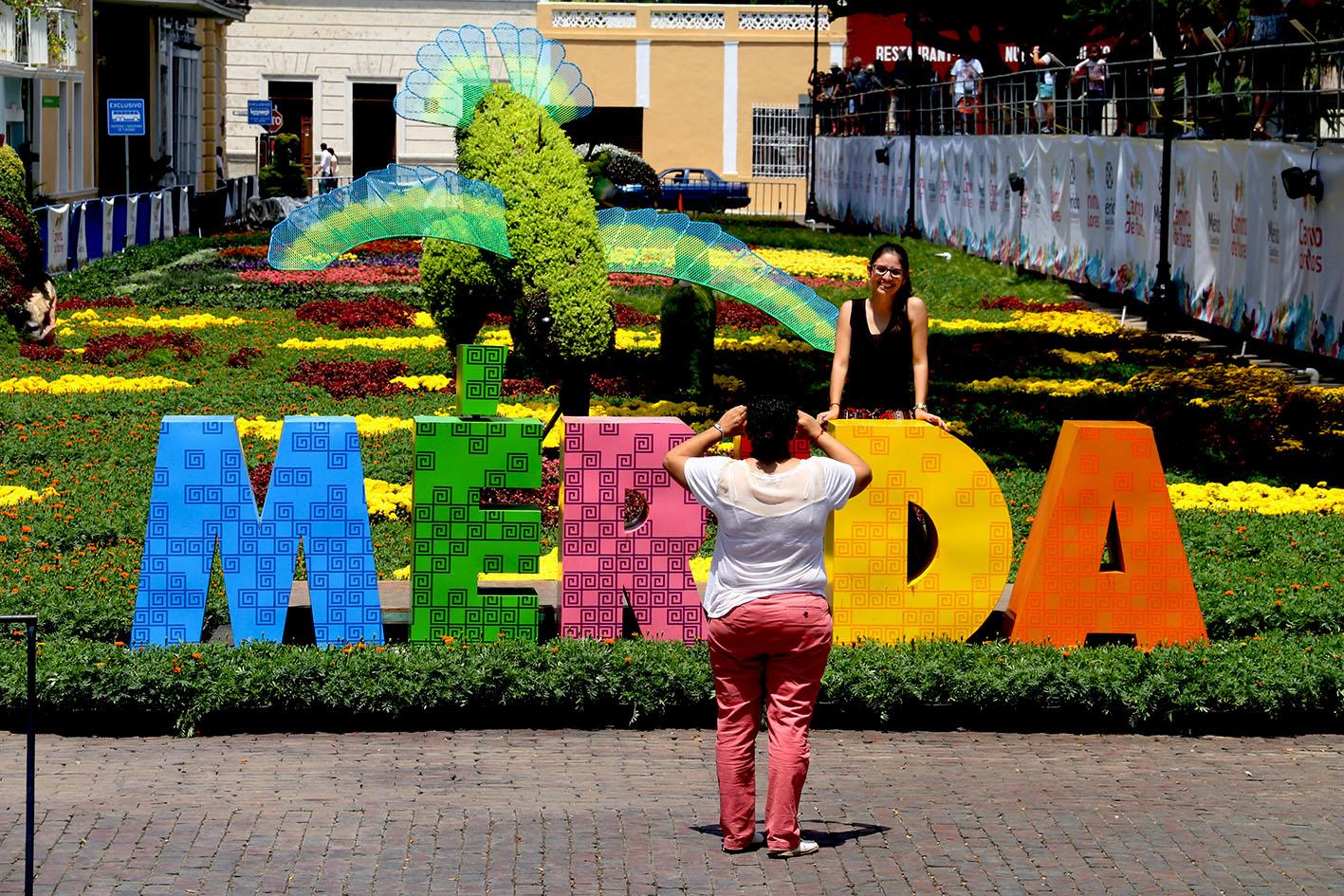 Repunta turismo en Mérida durante primera semana de vacaciones