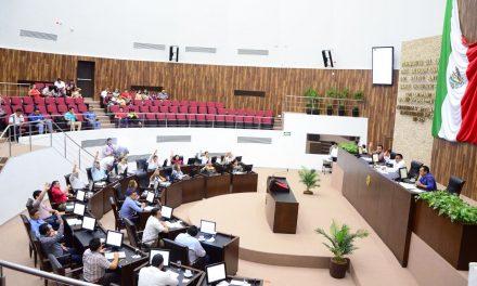 'Tibios' mensajes en Congreso Yucatán por resultado de comicios