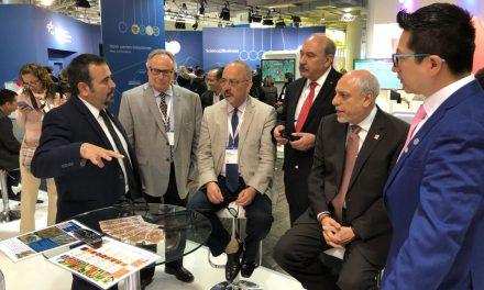 Chile habanero yucateco, en Feria Tecnológica para Industria Hannover 2018