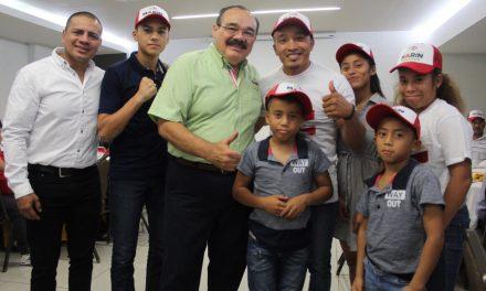 El camino está en impulsar el talento yucateco: Ramírez Marín