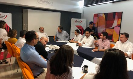 Ramírez Marín continúa escuchando a diversos sectores