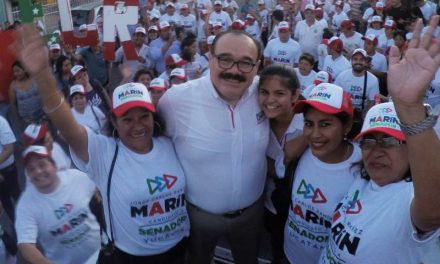 Más yucatecos respaldan a Ramírez Marín