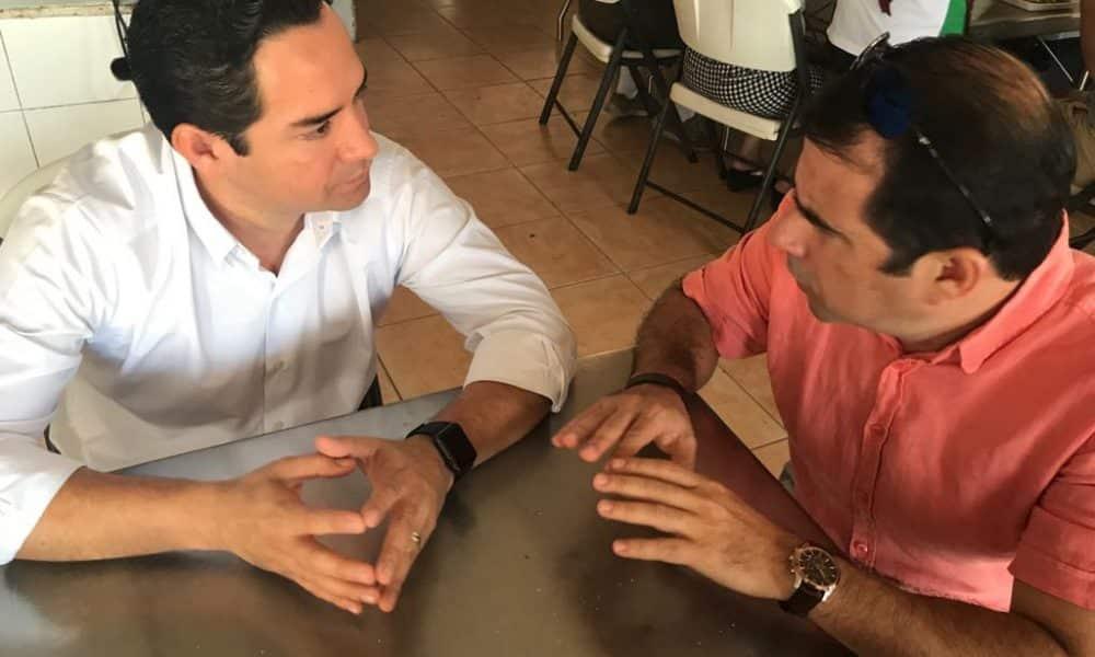 Ex priísta encabezará alianza electoral PRD-PAN-MC en Cancún