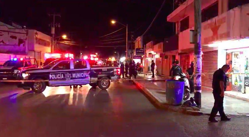 Desatada violencia en Cancún: otros 3 muertos y 6 lesionados