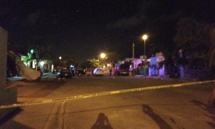 Otra familia es blanco de ejecución en Cancún