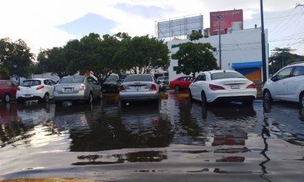 Lluvias en Yucatán: 'alivio' al fuerte calor e incendios