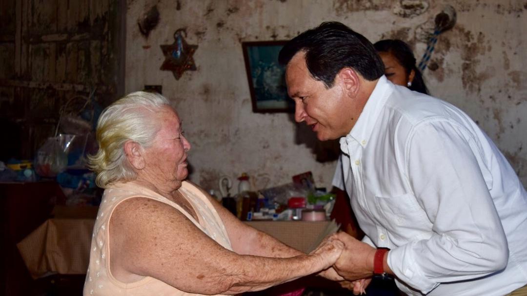 """""""Huacho"""" es un candidato para todos"""