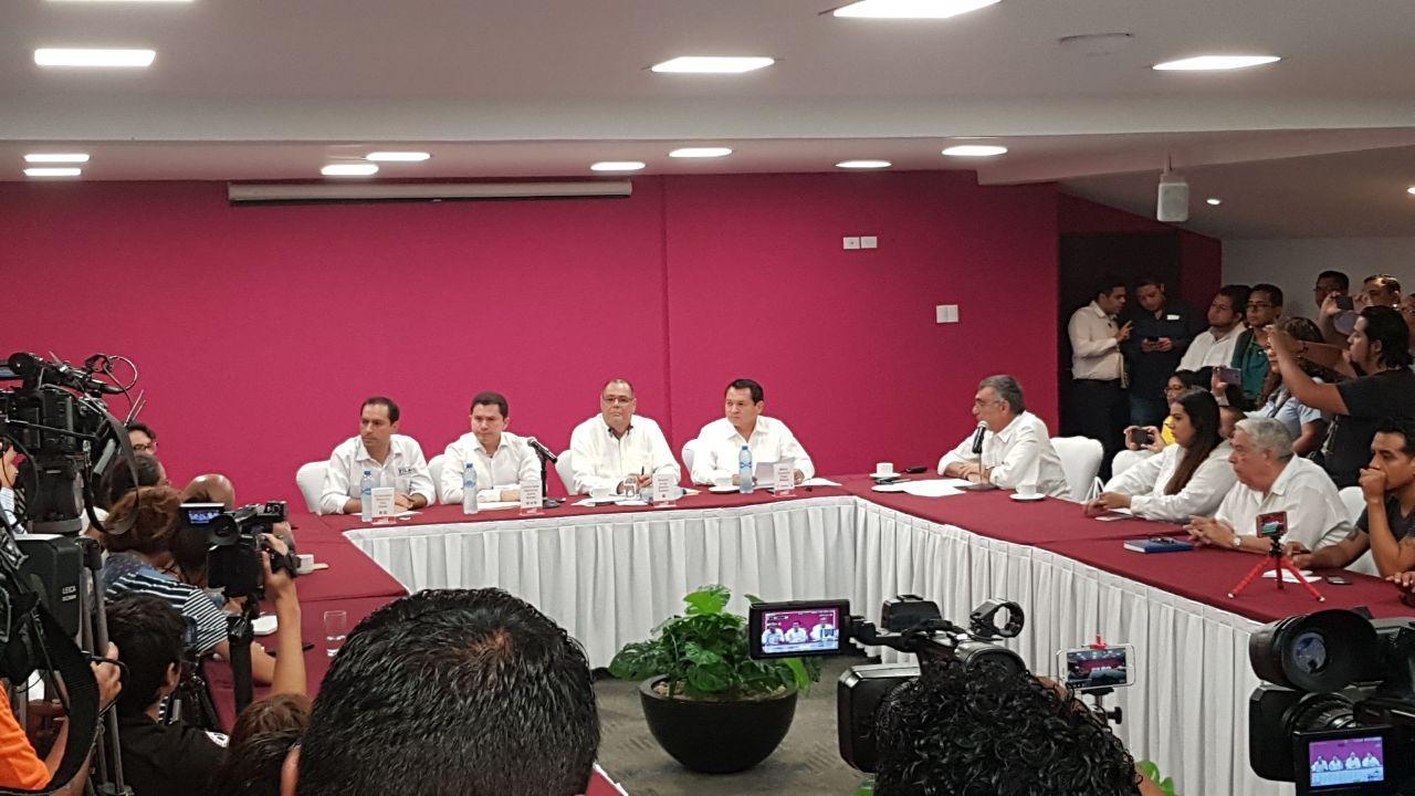 Asumen candidatos en Yucatán compromisos contra corrupción