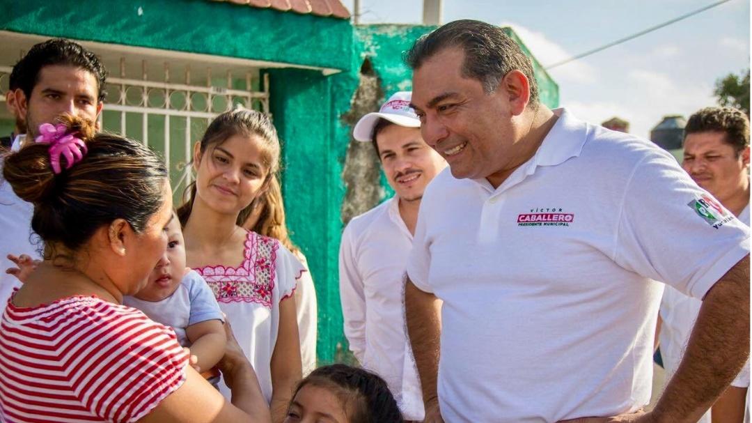 Mejores servicios básicos a Mérida, con voluntad y ética política: Caballero Durán