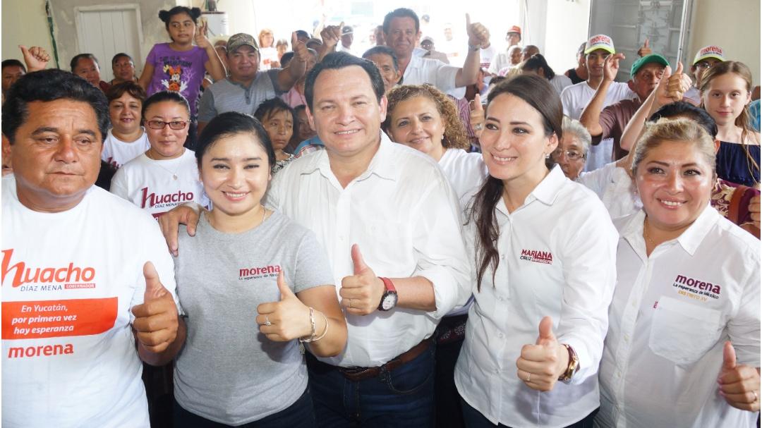 """Apuesta y apertura de """"Huacho"""" por las mujeres"""
