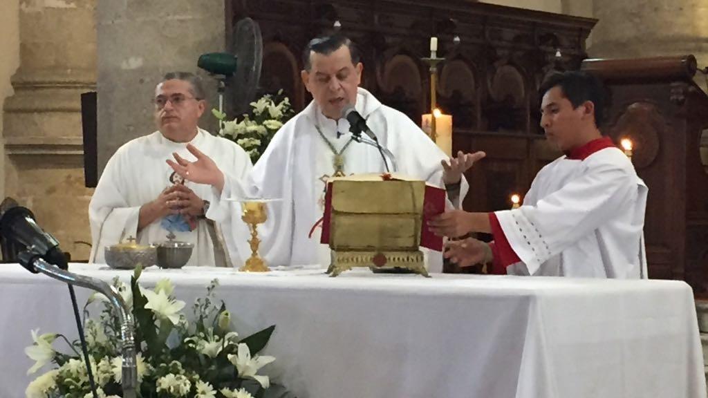 La unidad nos hace bien.- Arzobispo de Yucatán