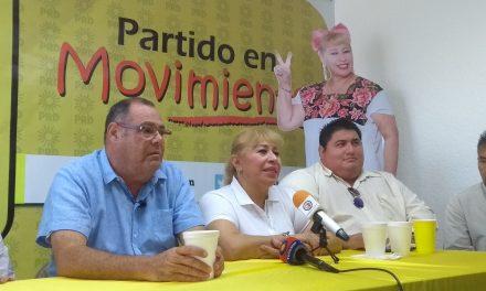Tina Tuyub hará campaña con lo que sabe hacer: sketches políticos