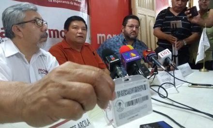 Niega candidato de Morena nexos con narcotraficante