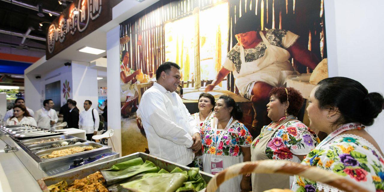Yucatán, presente en Tianguis Turístico México 2018