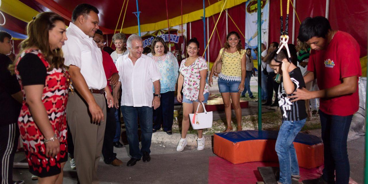 """""""Vivan los niños"""", festival para celebrarlos en Yucatán"""
