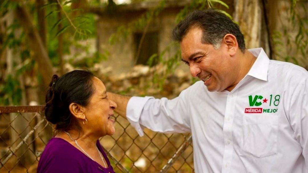 Víctor Caballero llama a impulsar una cultura ambiental para Mérida