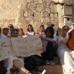 Claman meridanos por la paz en Siria