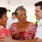 Sahuí se reúne con habitantes de comisarías del nororiente de Mérida