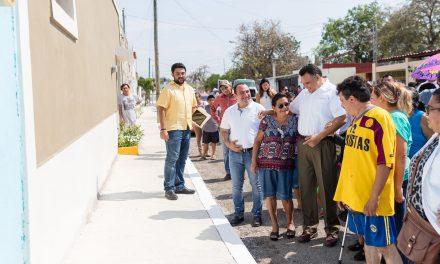 Gobierno de Yucatán presume obras en colonias de Mérida