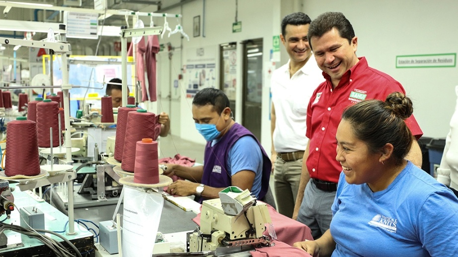 Aliado de los empresarios y de la generación de empleos: Sahuí