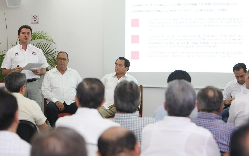 Seguridad e infraestructura productiva: Sahuí